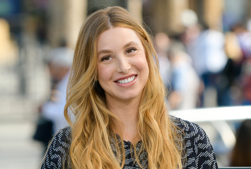 Whitney Port Reveals the Skin-Detoxing Face Mask She Swears By