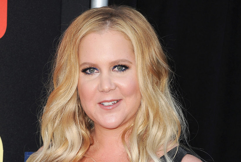 "Amy Schumer Talks About Wedding, Says Her Vows ""Sucked"""