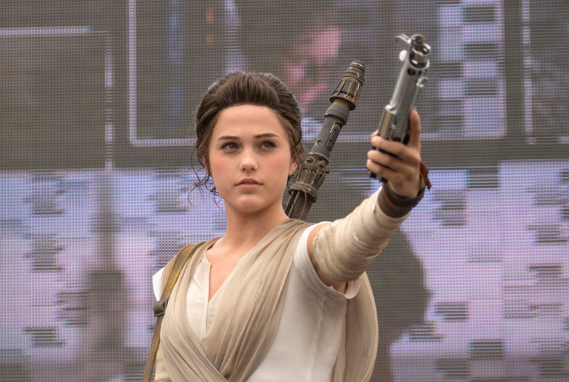 Rey From Star Wars Is Coming to Disneyland, Giving Kids a Heroic Princess Alternative