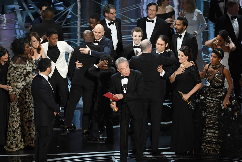 What Happened at the Oscars Last Year?