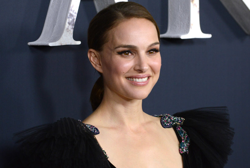 Natalie Portman's New Pixie Cut Is So Hot You'll Want to Copy It