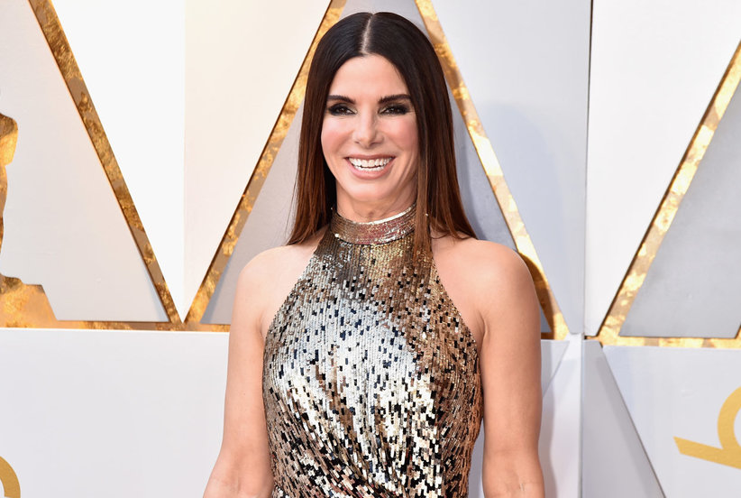 Why Sandra Bullock Burst Into Tears When She Met Black Panther Actors at the Oscars