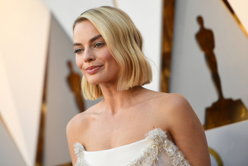 Margot Robbie Debuted the Most Enviable Bob Haircut at the Oscars