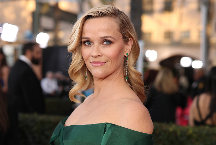 Reese Witherspoon's Latest Book Club Pick Is a Sexy Surprise