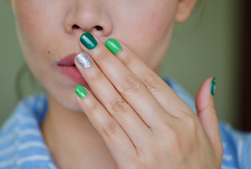 10 Best St. Patrick's Day Nail Art Ideas From Instagram