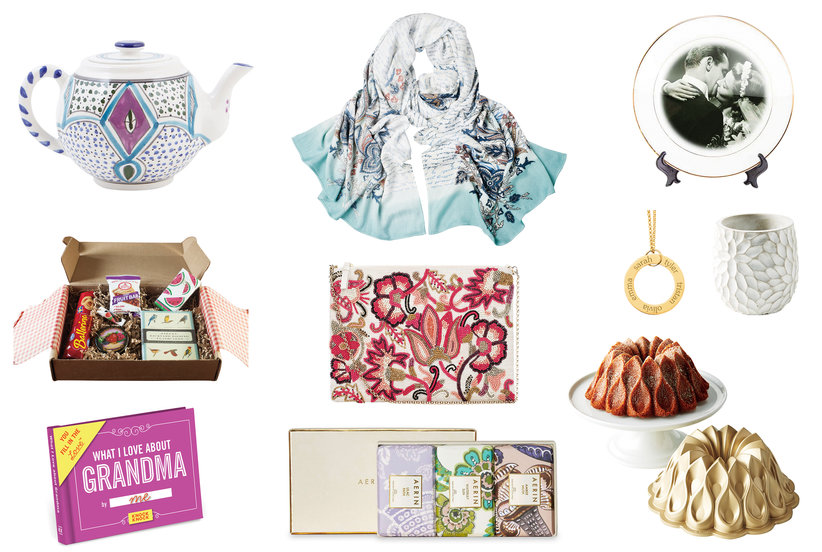 15 Perfect Mother's Day Gifts for Grandma