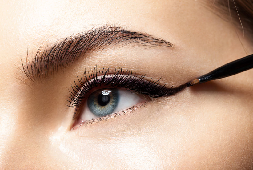Stamp Eyeliner Is the Secret to a Flawless Cat Eye in Under 30 Seconds