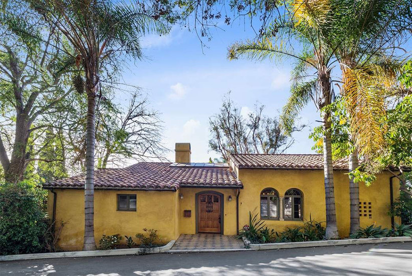Check Out Emma Robert's New $4 Million Mediterranean-Style Home