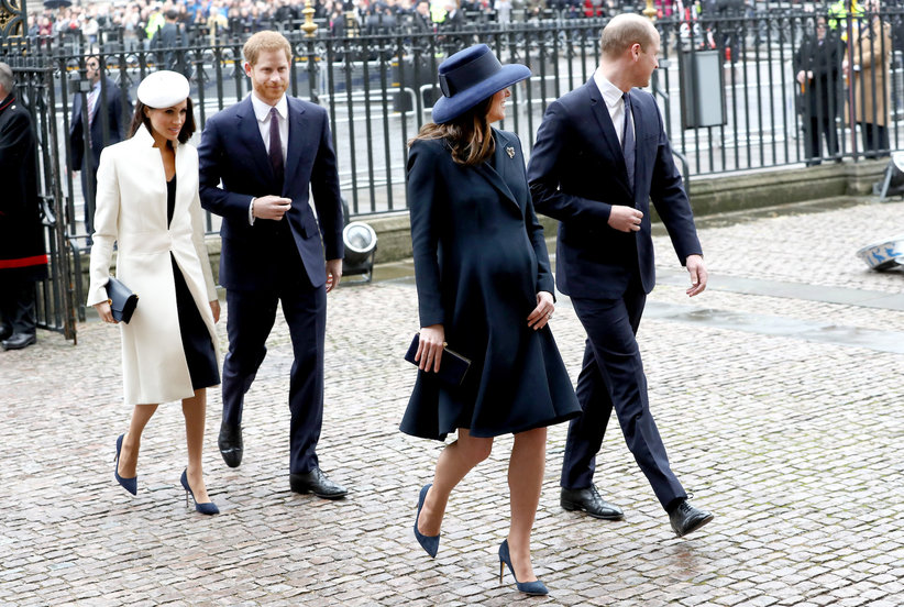 Kate Middleton and Meghan Markle Wore Matching Blue Suede Pumps—3 Look-a-Likes for Less
