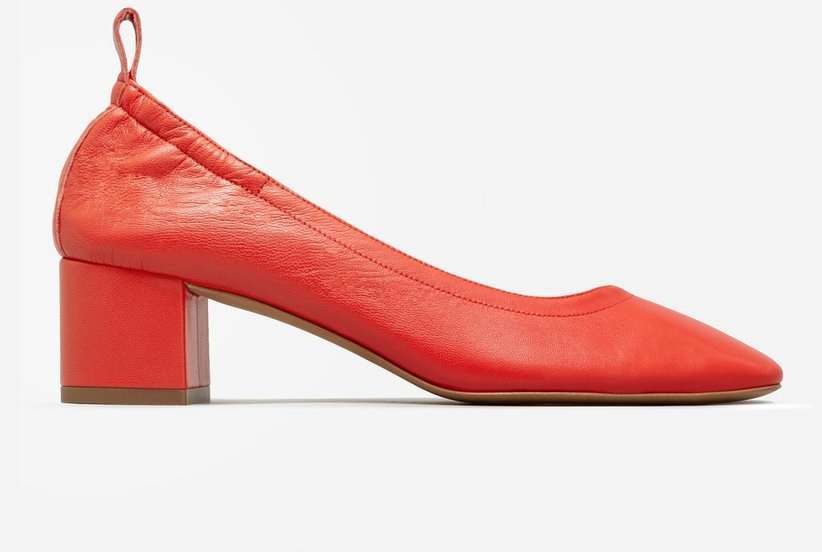 These Comfy Heels Once Had a 28,000-Person Waitlist—And Are the Perfect Work Shoe