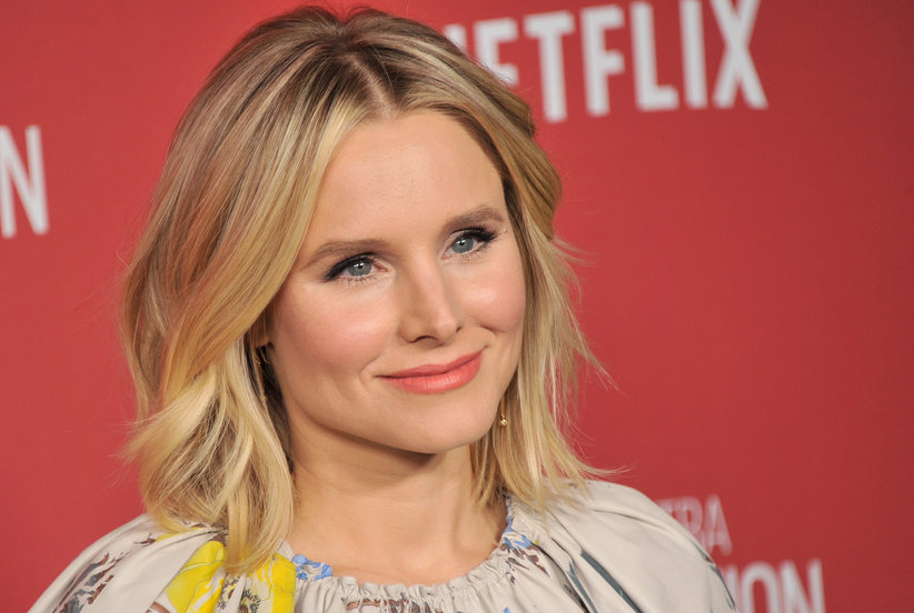Kristen Bell Is Making Over Her New Home—And the Designer Is Awesome
