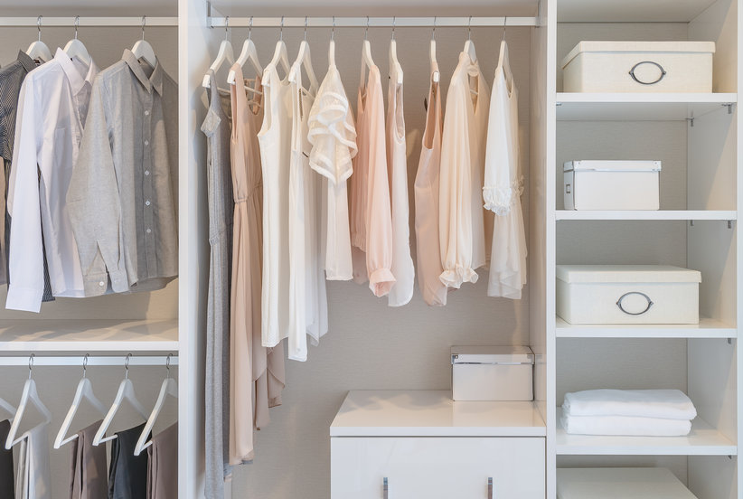 5 Brilliant Closet Makeovers—Turned into Mini Home Offices, Reading Nooks, and More