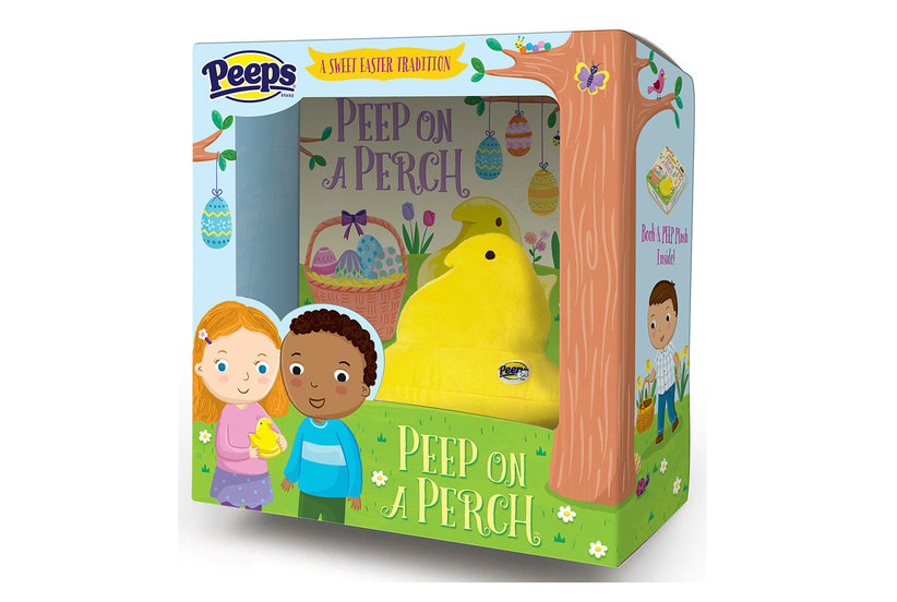Is Peep on a Perch the New Elf on a Shelf?