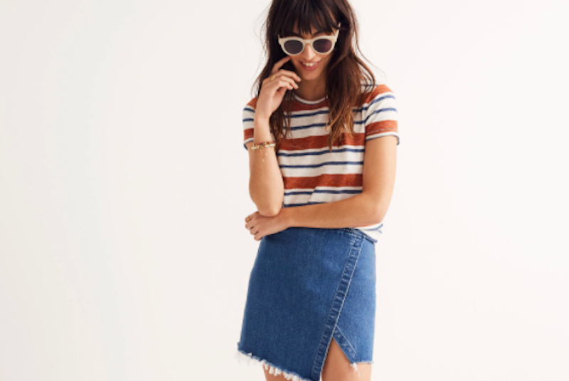 8264e5c8c Everything We Want From Madewell's New Spring Collection | Real Simple