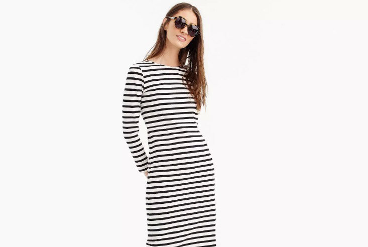 1f06dc5bd92 Can t Miss Deals on Monki knit mini dress in multi stripe - Multi