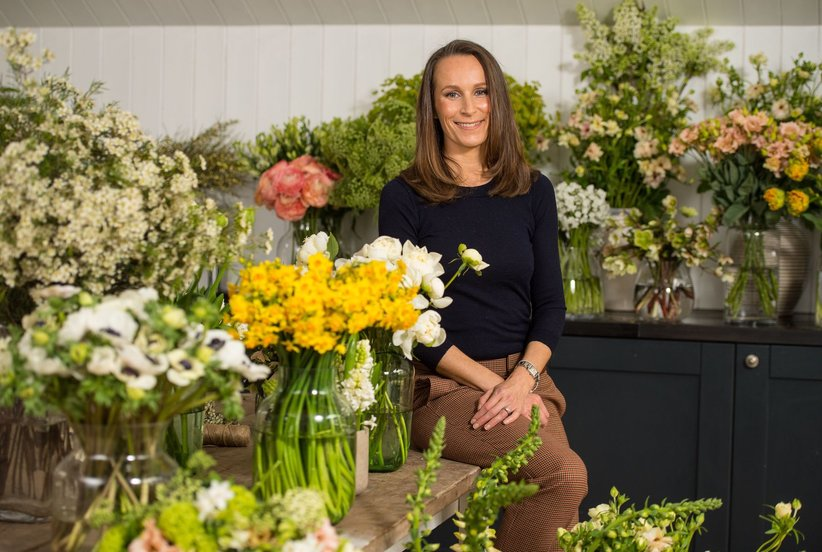 Meghan Markle Picked Philippa Craddock as Her Wedding Florist—And Her Work Is Simply Stunning