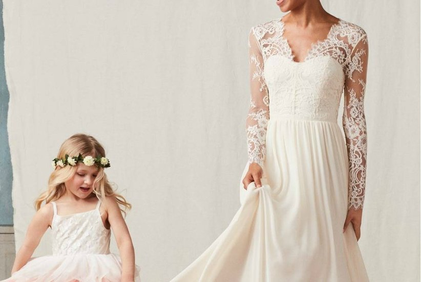H&M Launched An Affordable Wedding Line—And You Won't Believe How Good It Looks