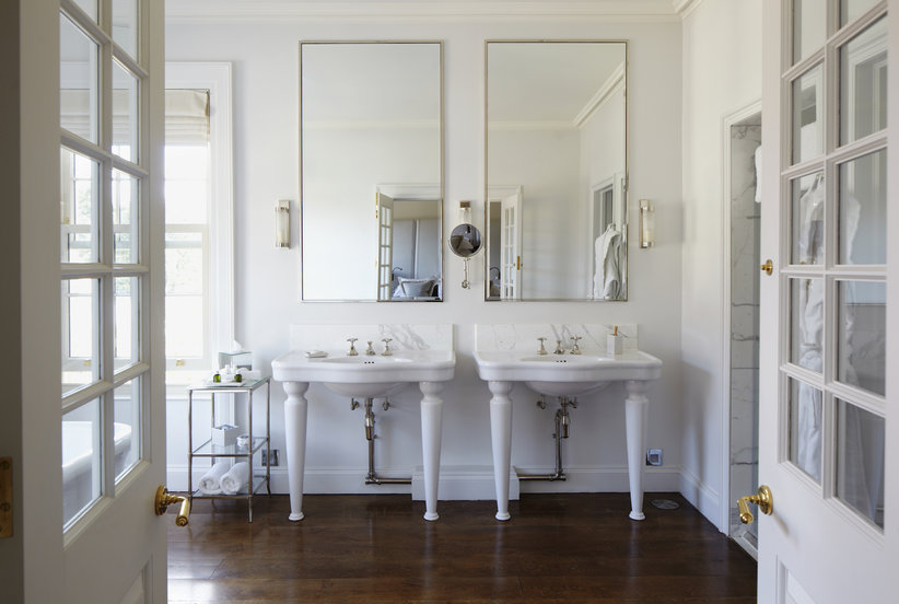 The Fastest Way to a Cleaner Bathroom