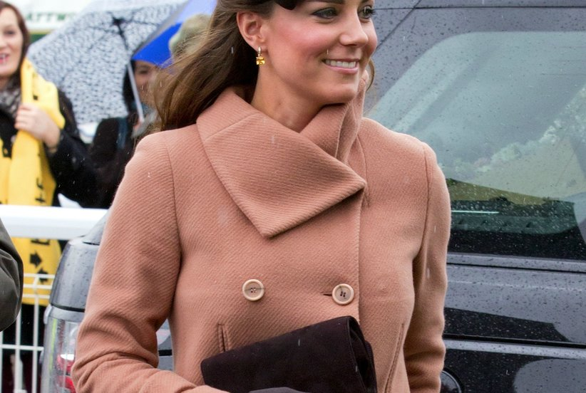 5 Affordable Alternatives To Kate Middleton's Favorite Pink Coat