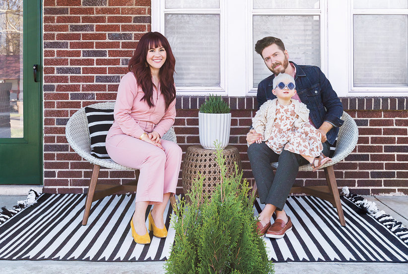 Peek Inside Blogger Elsie Larson's Stunning (and Budget-Friendly) Home Makeover