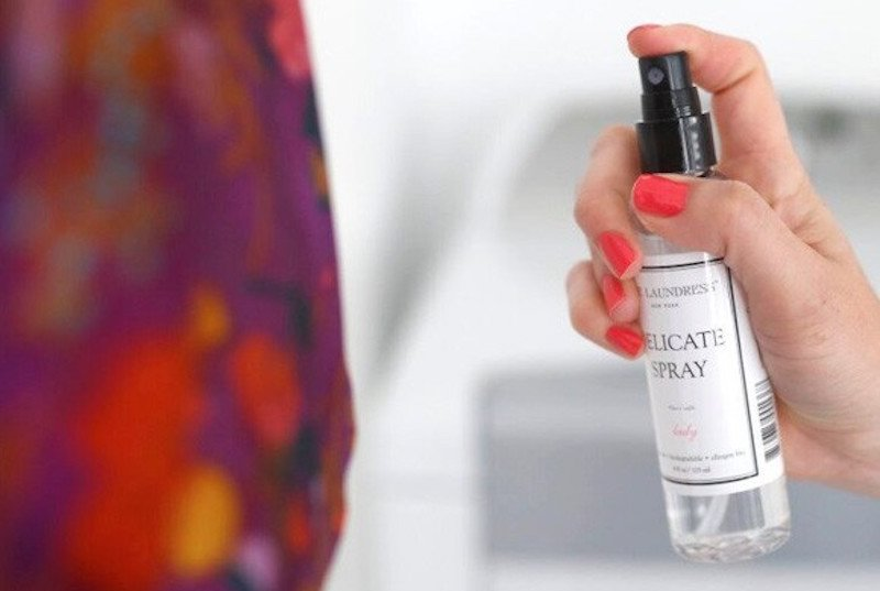 The Miraculous Spray That Lets Me Put Off Bra Washing Just a Little Bit Longer