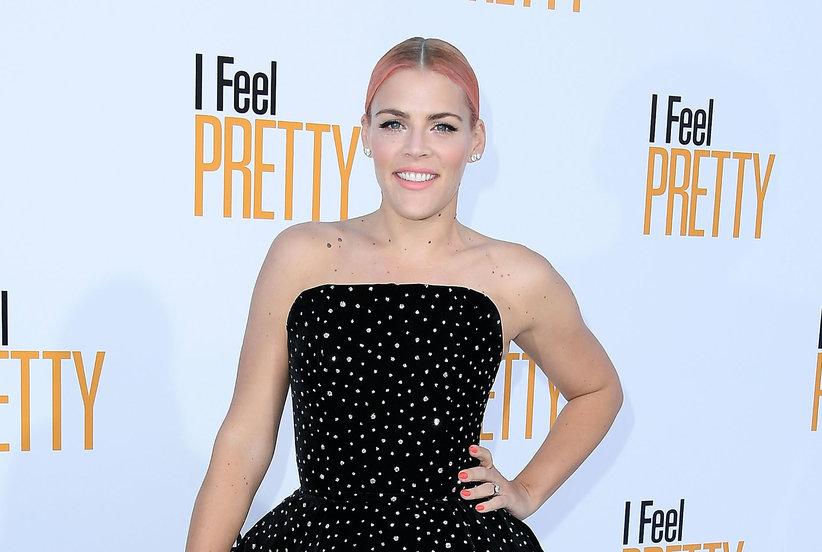 Busy Philipps's New Hair Color Will Make You Want to Join the Rose Gold Trend