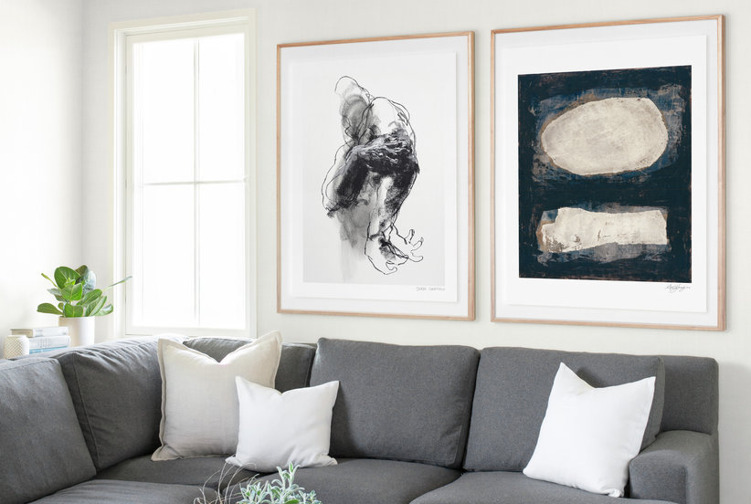 The Genius New Tools That Help You Hang Your Gallery Wall the Right Way
