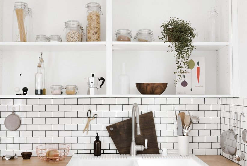 This Sink Style Is Trending on Pinterest Right Now (Hint: It's Not a White Farmhouse Sink)