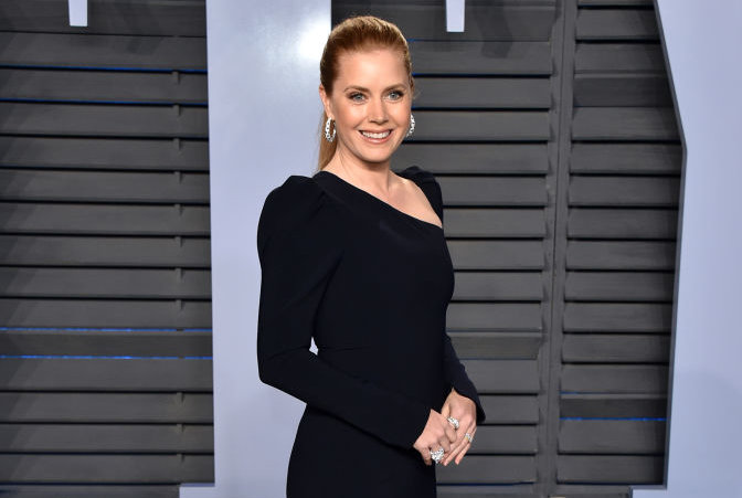 Amy Adams to Star in The Woman in the Window Movie Adaption
