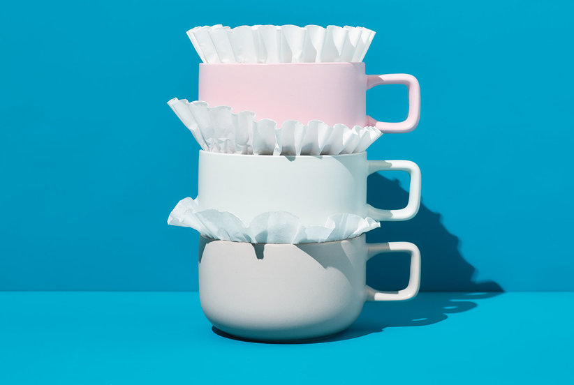 5 Genius Household Hacks You Can Do With a Coffee Filter