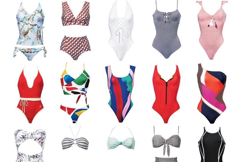 24 Swimsuits You'll Want to Live in All Summer Long