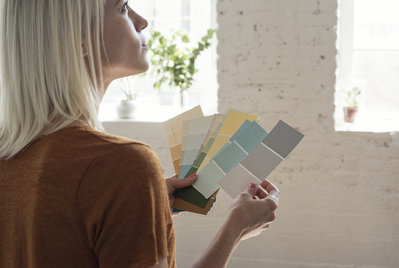 These Are the 3 Most Popular Colors in Home Decor Right Now, According to Pinterest