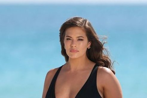 Ashley Graham Used Unedited Paparazzi Photos for Her New Swimwear Campaign—And It's So Beautiful