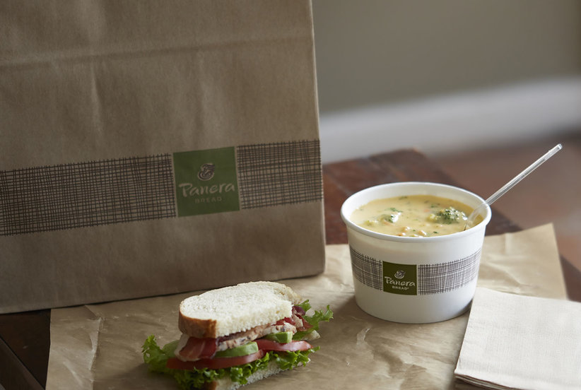 PaneraJust AnnouncedNationwide Delivery—and Free Soup!
