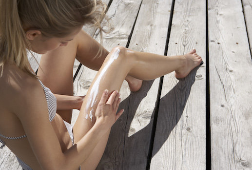 Your Sunscreen Might Have Way Less SPF Than the Label Says