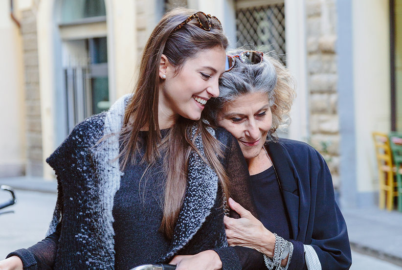 The Best Style Advice We've Gotten From Our Moms