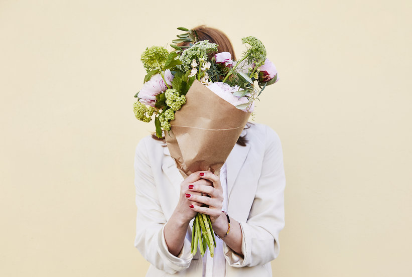 How to Arrange Flowers - Real Simple