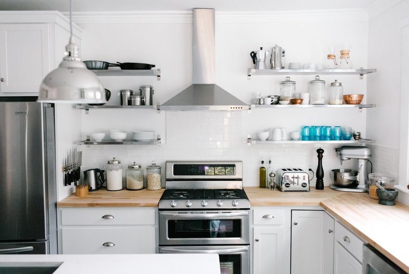 The 5 Golden Rules of Kitchen Organizing, According to a Cookbook Author