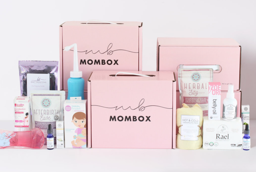 The Best Gift for New Moms Is This MOMBOX Care Kit