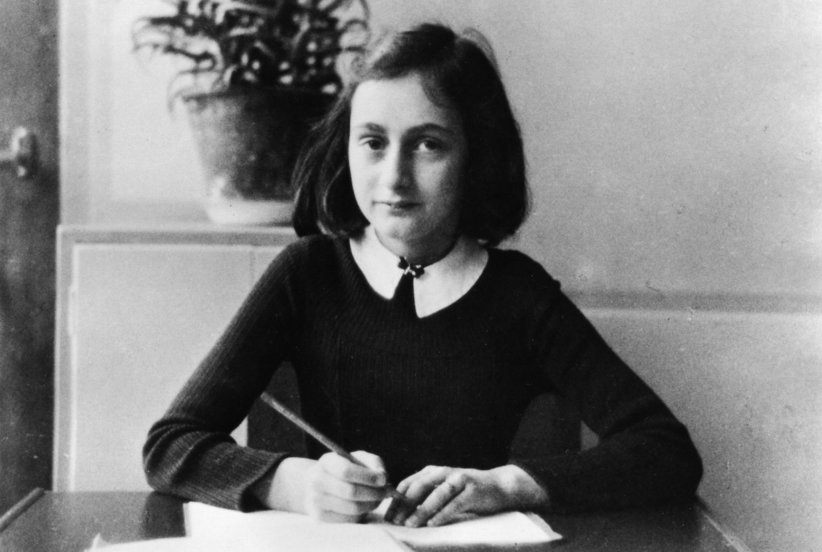 Two Hidden Pages of Anne Frank's Diary Have Finally Been Uncovered