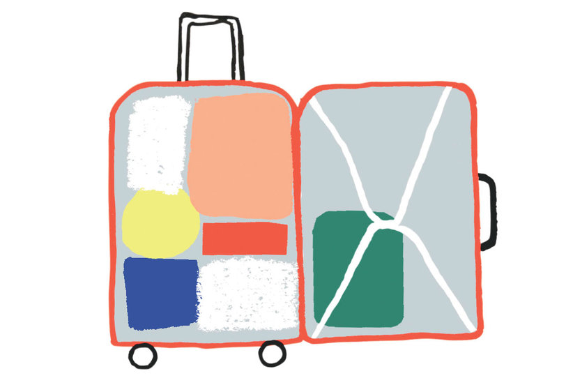 07f26d778d How to Pack Everything in a Carry-On Bag (And Skip the Baggage Claim