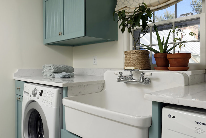 Clever Organizing Ideas to Steal From This Incredible Laundry Room Makeover