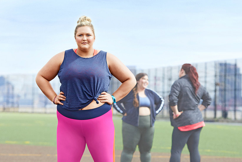 This New Activewear Campaign For Curvy Women Is So Powerful—Just Watch What The Models Do