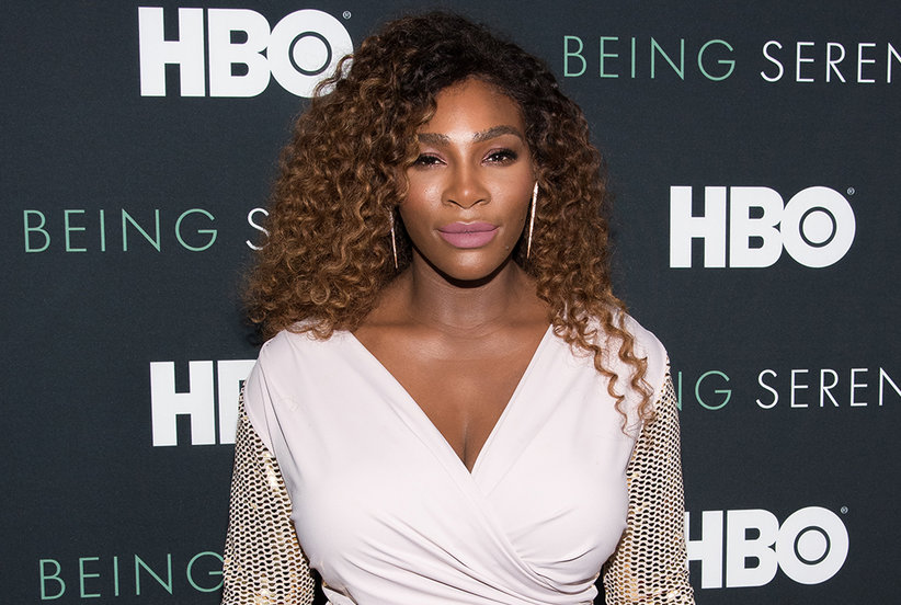 Serena Williams' New Clothing Line Is All About #GirlPower