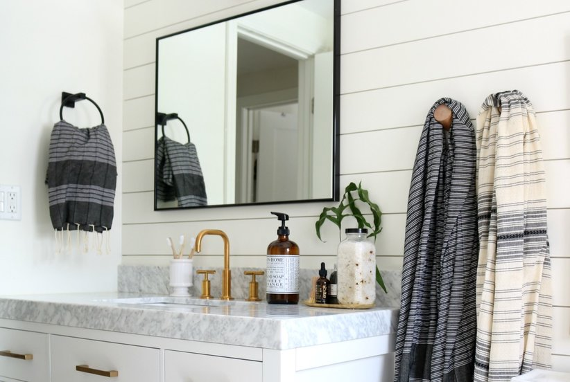 You'll Never Believe That This Beautiful Bathroom Reno Cost Just $3,000