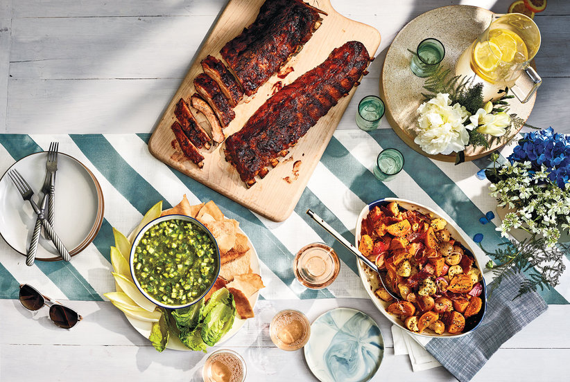 6 Unique Recipes for Your Summer Cookout