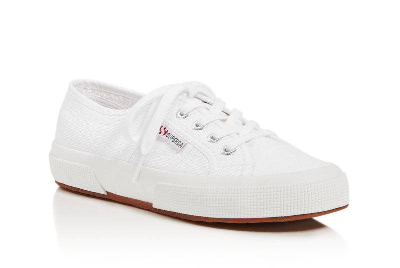 7 Stylish White Sneakers You'll Want to Wear With Everything
