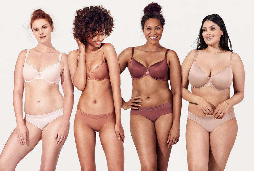 bd620dc2696 ThirdLove's Bra Sizes Are So Inclusive, They Once Had a Waitlist of 1.3  Million People