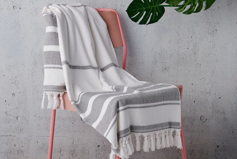 These Turkish Beach Towels Will Bring The Spa to The Pool