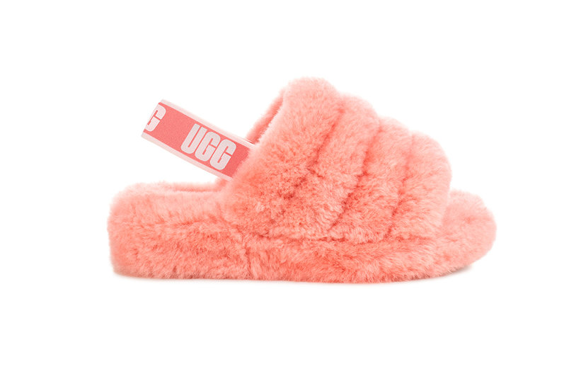 "UGG Just Launched the Ultra-Cozy ""Fluff Yeah Slide""—And We Have to Admit We Want a Pair"